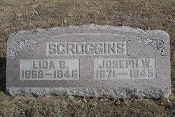 Lida B <i>Boicourt</i> Scroggins