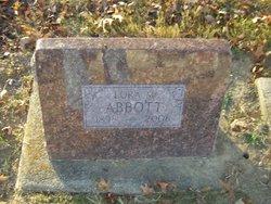 Lora Marie <i>Wininger</i> Abbott