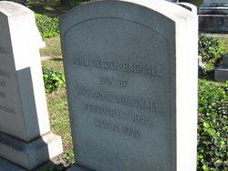 Pvt John Seldon Bagnall