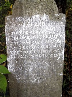 Elisabeth Betsy <i>Clement</i> Philpott