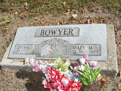 Donald Clair Bowyer