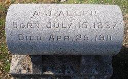 A. J. Allen