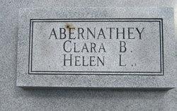 Clara Belle <i>Johnson</i> Abernathey
