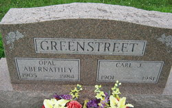 Opal <i>Abernathey</i> Greenstreet
