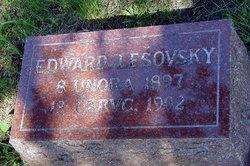 Edward Lesovsky