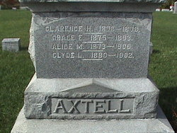Alice May Axtell