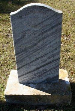 Humphrey William Bill Allen
