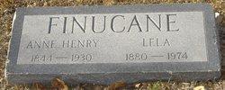 Anne <i>Henry</i> Finucane