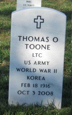 Thomas O. Toone
