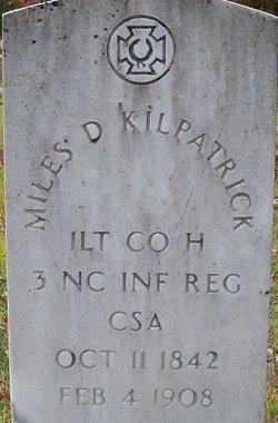 Miles Dickson Kilpatrick