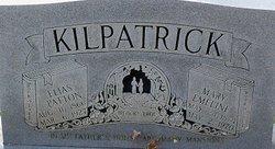 Mary Emeline <i>West</i> Kilpatrick