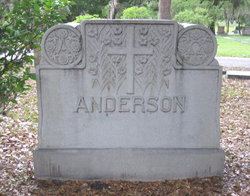 Elizabeth Bessie <i>Smethurst</i> Anderson