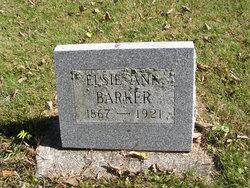 Elsie Ann Barker