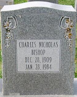 Charles Nicholas Bishop