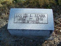 Charlotte L Lottie <i>McDaniel</i> Stark
