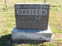 Mary Estelle <i>Stever</i> Davison