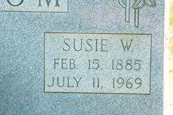Susie <i>Watson</i> Altom