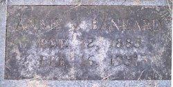 Annie Virginia <i>Brown</i> Bankard