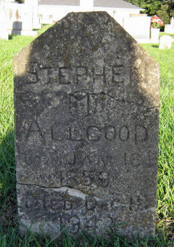 Stephen Mace Allgood