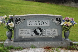 Effie <i>Ledford</i> Cisson