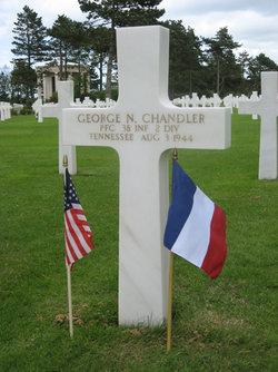 PFC George N Chandler