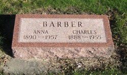 Anna C. <i>Matson</i> Barber
