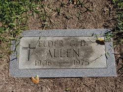 Elder George D. Allen, Sr