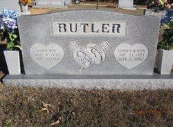 Eddith <i>Nolen</i> Butler