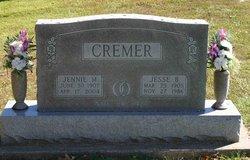 Jennie D. <i>Murray</i> Cremer