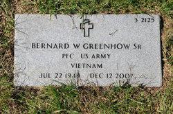 Bernard Warfield Greenhow, Sr