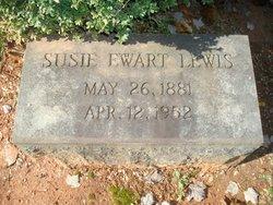 Susie Clark <i>Ewart</i> Lewis