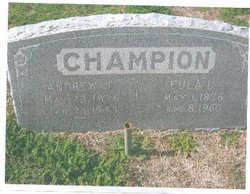 Eula Lee <i>Stansell</i> Champion