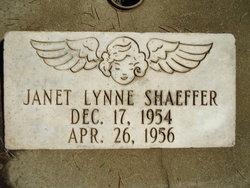Janet Lynne Shaeffer