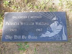Patricia D. <i>Wheeler</i> Walters