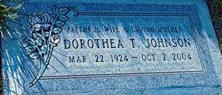 Dorothea Terese <i>Steel</i> Johnson