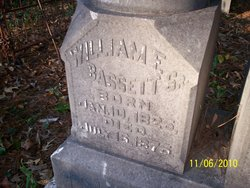 William Frank Bassett, Sr