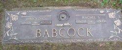 Harold C Babcock