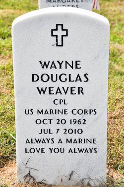 Wayne Douglas Weaver