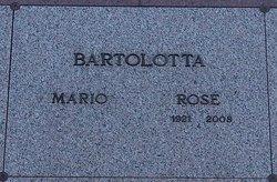 Rose M <i>Gigante</i> Bartolotta