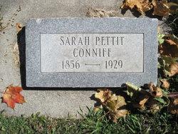 Sarah <i>Pettit</i> Conniff