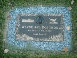 Wayne Jay Doug Robinson