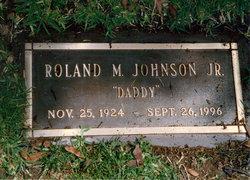 Roland Mitchell R.M. Johnson, Jr