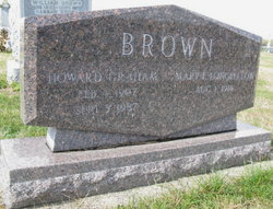 Mary E <i>Longfellow</i> Brown