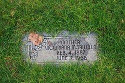 Victoriana M Trujillo