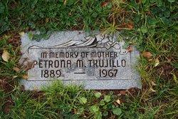 Petrona M Trujillo