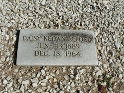Daisy <i>Keown</i> Alford