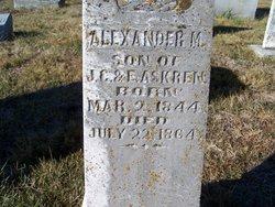 Alexander M Askren