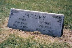 Pauline <i>Schaffer</i> Jacoby