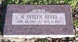 Nanna Evelyn <i>Rich</i> Reves