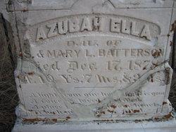 Azuba Ella Batterson
